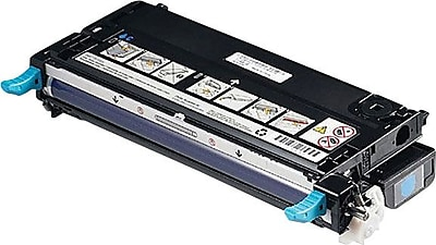 Dell RF012 Cyan Toner Cartridge (XG726)