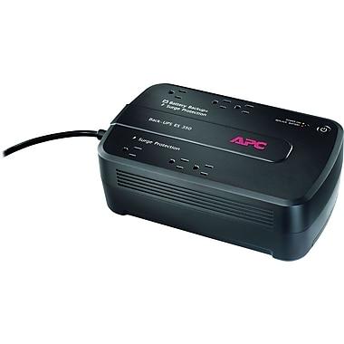 APC Back-UPS® 120 VAC, 50/60 Hz +/- 3 Hz 6-Outlet Power-Saving UPS (BE350G)