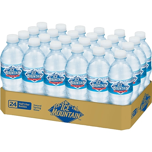 Case Of Bottled Water