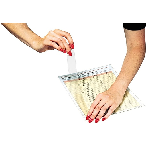 C line clear self adhesive reinforcing strips staples httpsstaples 3ps7is malvernweather Image collections