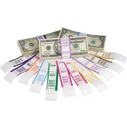Coin-Tainer® Currency Straps, 1000/Pack