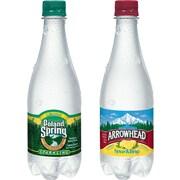 Nestle® Lemon Flavored Sparkling Bottled Water, 16.9 oz. Bottles, 24/Case