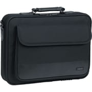 "Solo Classic 15.6"" Laptop Slim Brief, Black, P15-4"