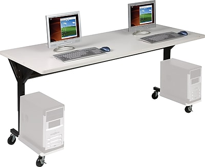 Balt 89862 Brawny Training Tables, Gray