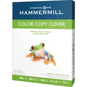 "Hammermill Color Copy Paper, 8-1/2"" x 11"", 100 Bright, 60 LB, 250 Sheets"