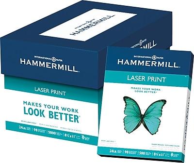 HammerMill Laser Print Paper, 8 1/2