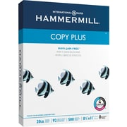 HammerMill® Copy Plus Copy Paper Reams