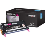 Lexmark X560H2MG Magenta Toner Cartridge, High Yield