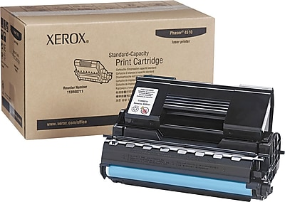 Xerox Phaser 4510 Black Toner Cartridge (113R00711)