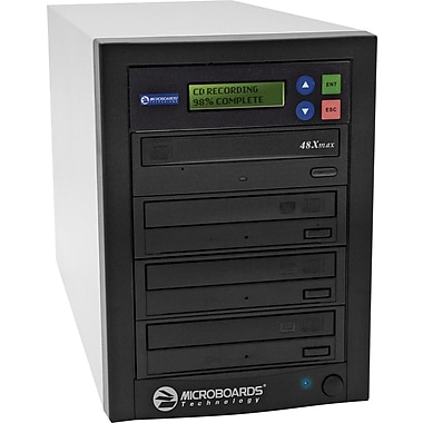 Microboards Technology CopyWriter Premium PRO 1:3 DVD/CD Duplicator w/HD