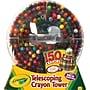 Crayola® 52-0029 Telescoping Crayon Tower, Assorted, 150/Pack