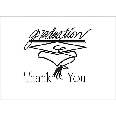 Great Papers­­® Graduation Thank You Cards, Black