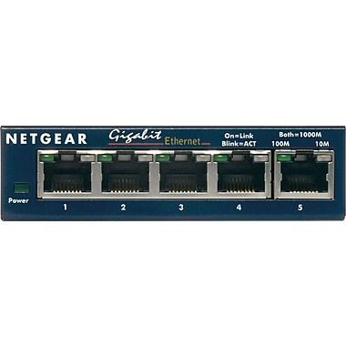 NETGEAR ProSAFE GS105NA 5-Port Gigabit Ethernet Desktop Switch