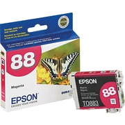 Epson® 88 (T088320) Magenta Ink Cartridge