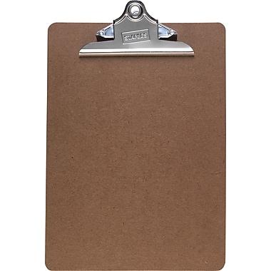 Staples® Hardboard Clipboard, 9