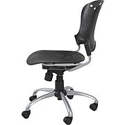 BALT Polypropylene Computer and Desk Chair, Black (34552)