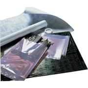 """12 x 15"""" Antistatic Layflat Poly Bags, 4 mil, Pink, 500/Carton, (12175)"""