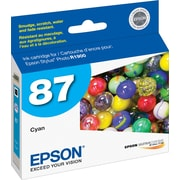 Epson 87 Cyan Ink Cartridge (T087220)
