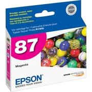 Epson 87 Magenta Ink Cartridge (T087320)