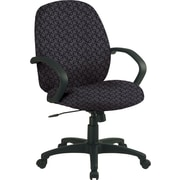 Office Star™ Fabric Conference Office Chair, Ash, Fixed Arm (EX2651-217)