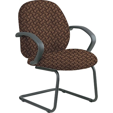 Office Star™ Custom Fabric Guest Chair, Nugget