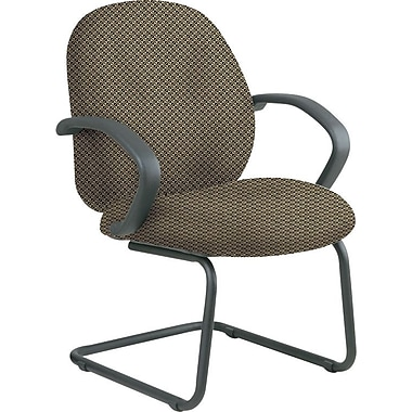 Office Star™ Custom Fabric Guest Chair, Gold Dust