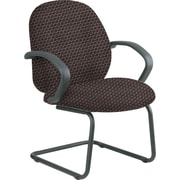 Office Star™ Custom Fabric Guest Chair, Taupe