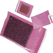 """Anti-Static Bubble Bags, 07"""" x 08-1/2"""", 3/16"""" Bubble Height, 250/Case (800708A)"""