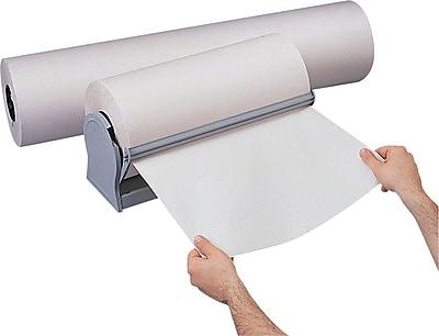 Staples Plain Newsprint on a Roll, 36