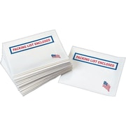 "USA Packing List Enclosed Envelopes, 4 1/2"" x 5 1/2"""