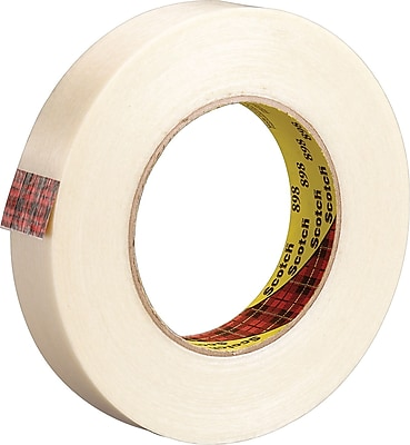 Scotch® #898 High Performance Grade Filament Tape, 3
