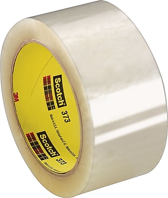 Scotch® #373 Hot Melt Packaging Tape, 2