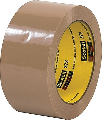Scotch® #355 Hot Melt Packaging Tape, 2