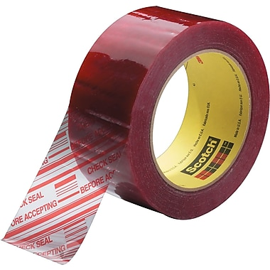 Scotch® Security Message Tape, 3