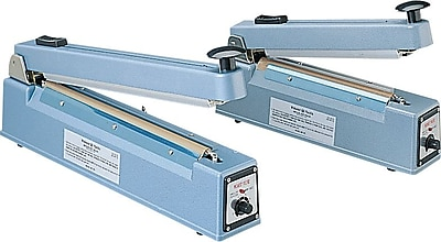 Staples Thermal Impulse Poly Sealer with Trimmer, 20