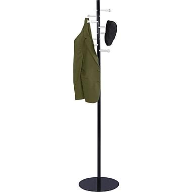 Safco® - Porte-manteaux spiralé en forme de tête de clou