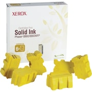 Xerox Phaser 8860/8860MFP Yellow Solid Ink (108R00748), 6/Pack