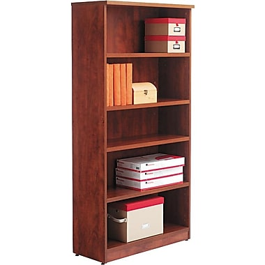 Alera Valencia Series Wood Bookcases