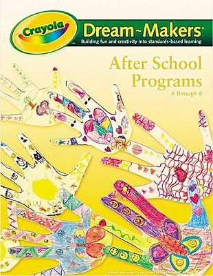Crayola® Dream-Makers® BIN991254 After School Guide, Basic Skills
