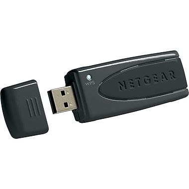 Netgear – Adaptateur USB sans fil bibande N600 Wi-Fi WNDA3100