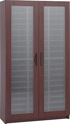 Safco® 9355 Literature Organizer With Doors, 52 3/4
