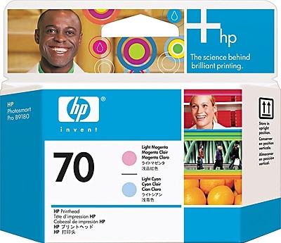 HP 70 Light Magenta and Light Cyan Printheads (C9405A)