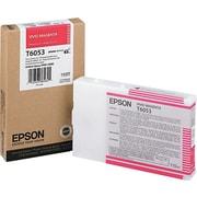 Epson® – Cartouche d'encre T605300, magenta vivace