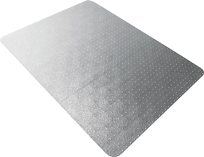 Floortex Polycarbonate 35''x47'' Chair Mat for Carpet, Rectangular (118923ER)