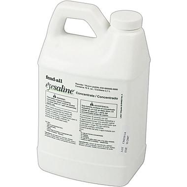 Fendall Refill for Porta Stream I Eyewash Station, 70-oz. Bottles, 6/Carton