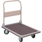 Safco® - Chariot Foldaway robuste avec plate-forme