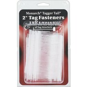 "Avery Dennison® Monarch® Tagger Tail® Tag Fasteners, 2"", Plastic, 1000/Pack"