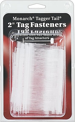 Avery Dennison® Monarch® Tagger Tail® Tag Fasteners, 2