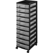 Staples® 10-Drawer Mobile Tower
