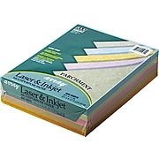 """Pacon Array Recycled Colored Parchment Paper, 8 1/2"""" x 11"""", 24 lb., 500 Sheets/Rm"""